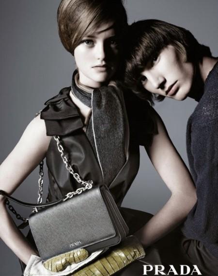 Willow Hand Modelo Prada Louis Vuitton 1