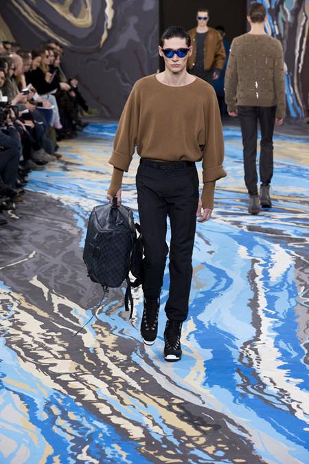 Damier Cobalt, la nueva línea de accesorios para hombre de Louis Vuitton