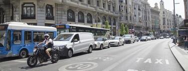 Los radares de emisiones ya funcionan en Madrid y podrían notificar a los conductores más contaminantes, aunque no multarán aún