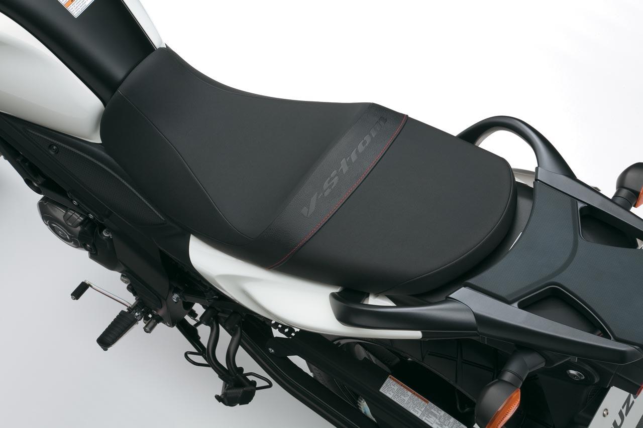 Foto de Suzuki V-Strom 650 2012, fotos de detalles y estudio (38/50)
