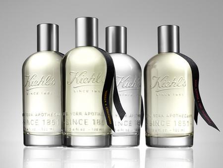 La nueva fragancia Vetiver & Black Tea de Kiehl's garantiza el aroma natural de los ingredientes con los que está elaborada