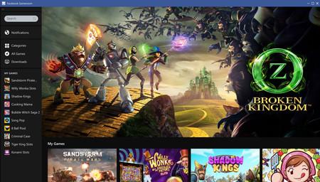 Facebook lanza 'Gameroom', su propia alternativa a Steam