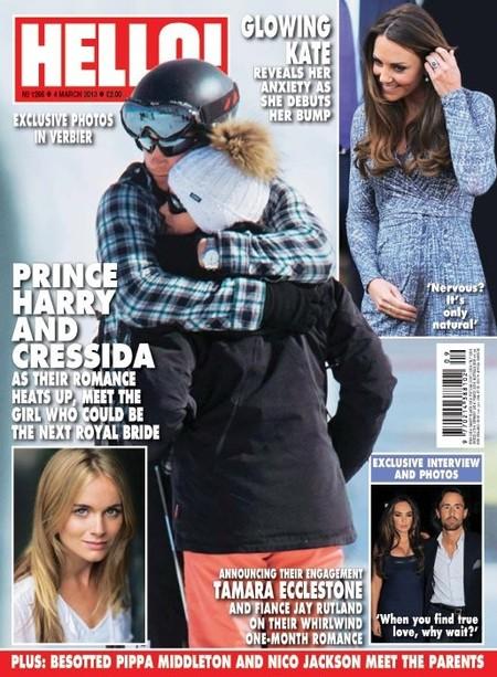 ¡Ay que lo mismo el Príncipe Harry se nos casa! ¡Y yo con estos pelos!