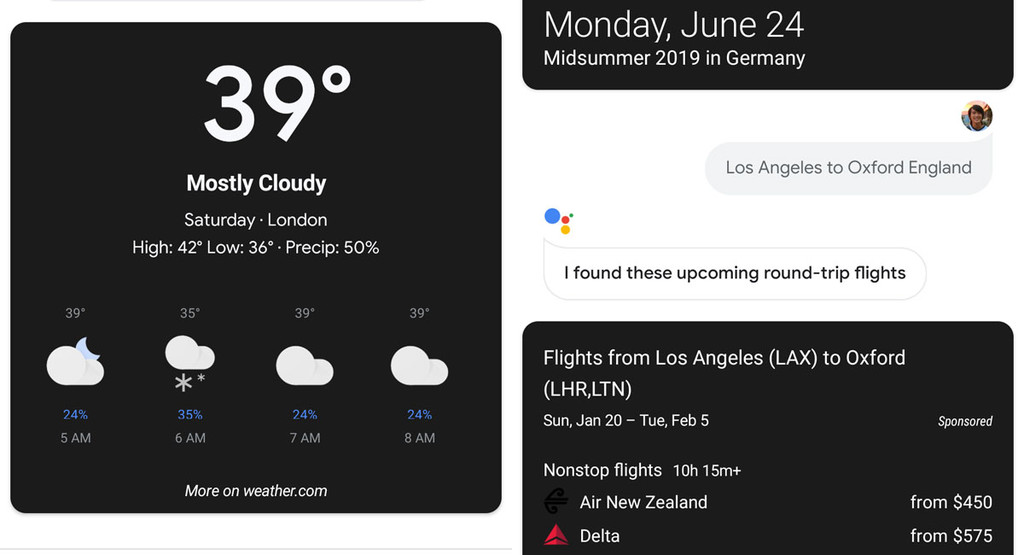 The Wizard of Google is already testing the dark mode, and its redesign reaches around the world