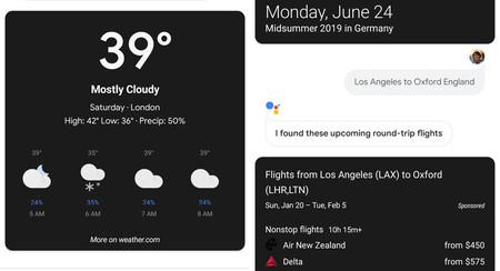 El Asistente de Google ya está probando el modo oscuro, y su rediseño llega a todo el mundo