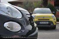 Fiat 500L Trekking y 500L Living, presentación y prueba en Madrid