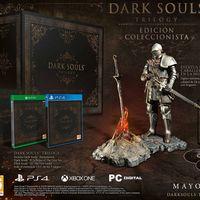 Dark Souls Trilogy presenta su Collector's Edition europea para Xbox, PS4 y PC valorada en 499 euros. Esto es lo que incluye