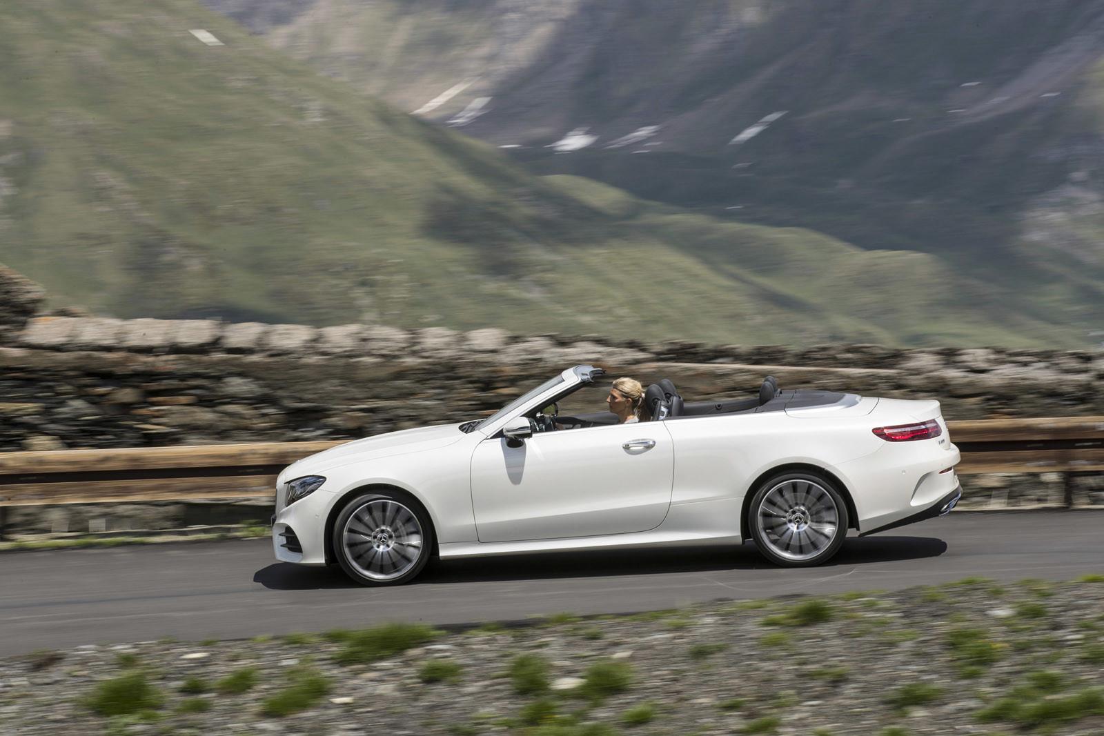 Foto de Mercedes-Benz Clase E Cabrio, toma de contacto (87/156)