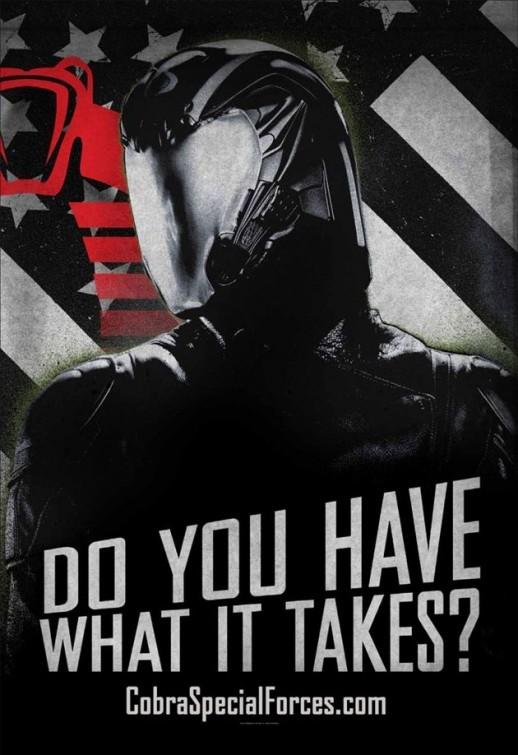 Foto de Todos los carteles de 'G.I. Joe: La venganza' (22/25)