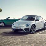 Nuevo Volkswagen Beetle, dos trazos y un borrón para el escarabajo motorizado