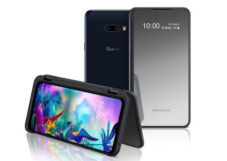 Lg G8x Thinq Oficial Smartphone Tres Pantallas 360 Grados