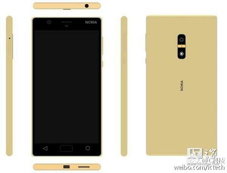 El Nokia D1C con Android llegaría en dos diferentes tamaños