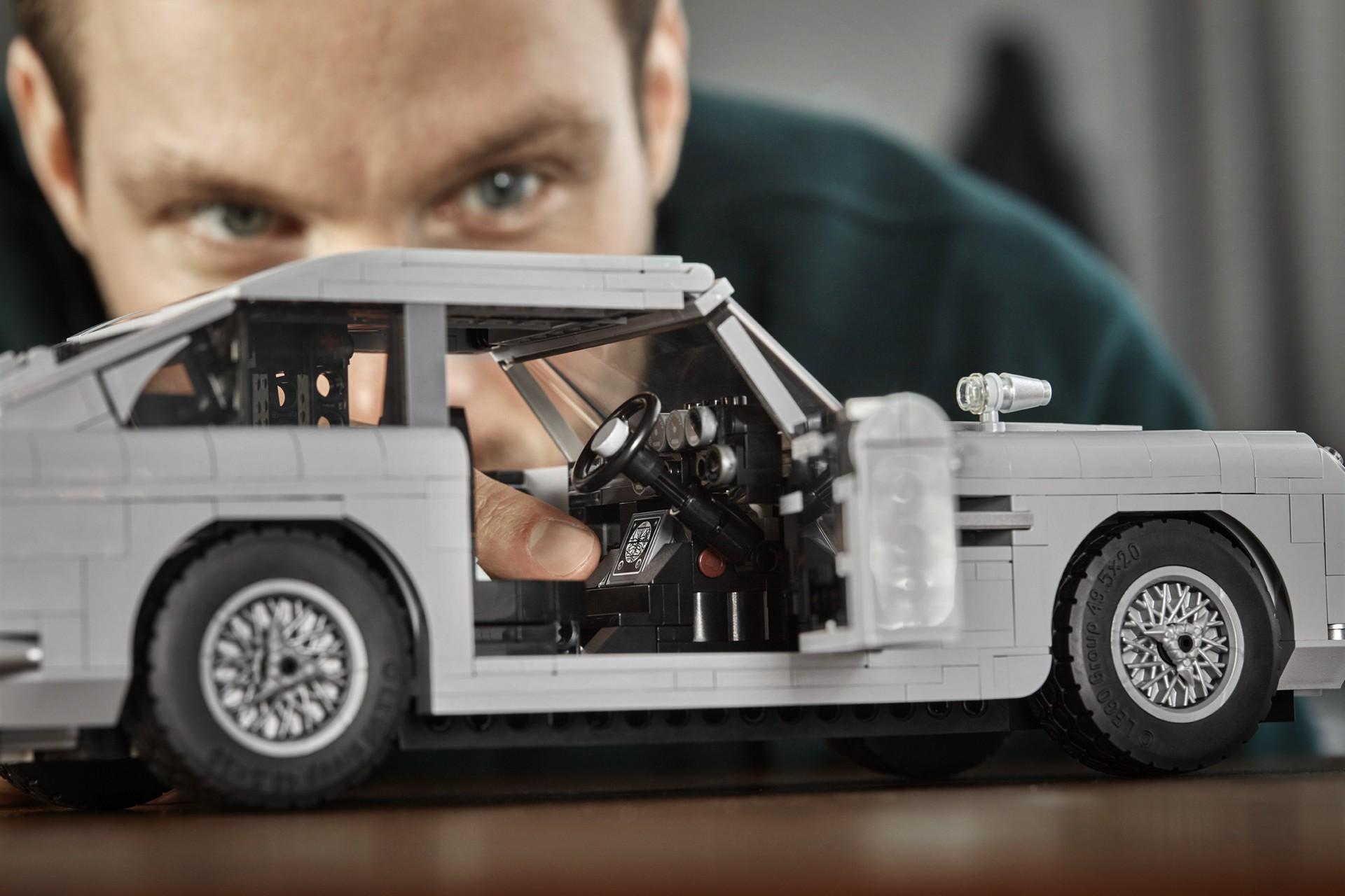 Foto de Aston Martin DB5 007 de LEGO (39/39)