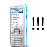 3 Skypephone, teléfono móvil con Skype