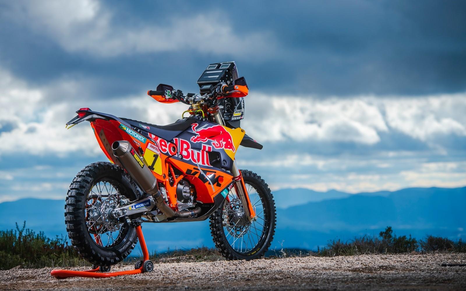 Foto de KTM 450 Rally Dakar 2019 (81/116)