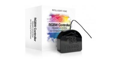 Fibaro, un módulo de control para LEDs RGBW que da mucho juego