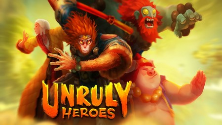 Unruly Heroes, el plataformas exquisitamente artesanal inspirado en  leyenda del Rey Mono llegó a Switch, Xbox One y PC