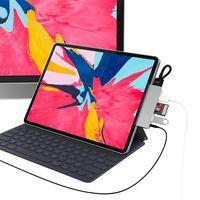 El hub USB-C de HyperDrive da la bienvenida al iPad Pro al mundo de los adaptadores