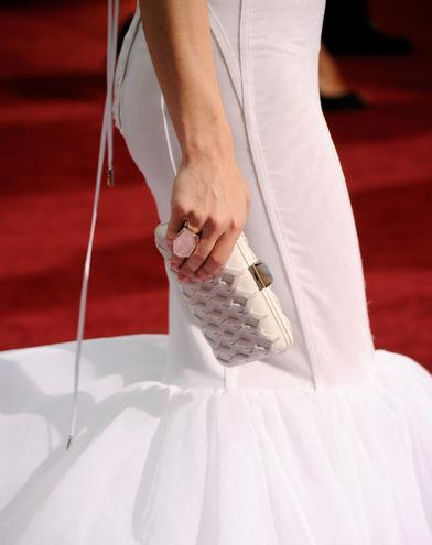 Lo que se lleva en la alfombra roja: el color blanco