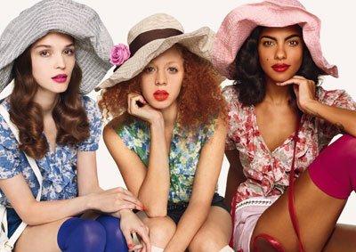 Catálogo de Benetton Primavera-Verano 2011. Una propuesta de estilismo de 10