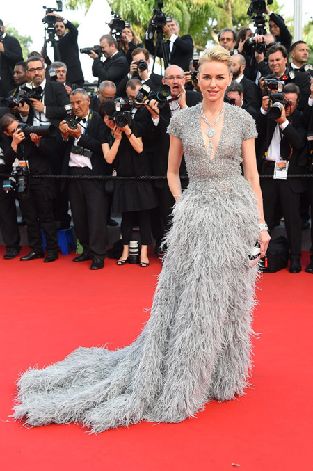 Naomi Watts Festival Cannes 2015 Elie Saab