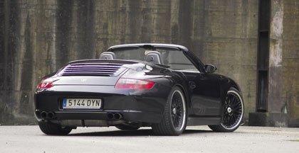 Porsche 9ff Convertible