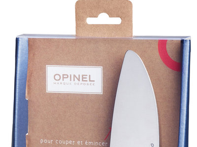 """Enseña a los peques de casa a cocinar  con seguridad con el cuchillo """"le pettit chef"""" de Opinel por  18,79 euros en Wellindal"""