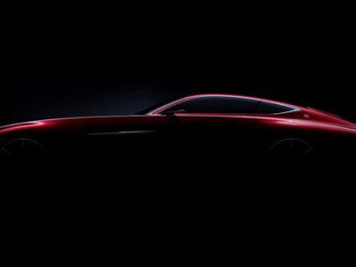 Mercedes-Maybach mostrará un enorme coupé en Pebble Beach