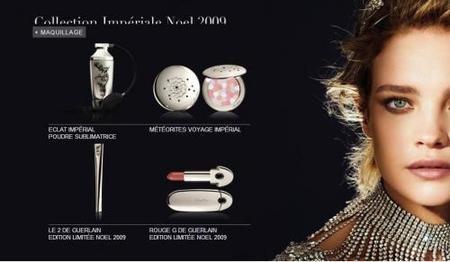 Guerlain Collection Impériale, glamour en el maquillaje especial Navidad 2009