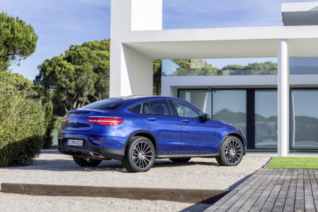 Mercedes Benz Glc Coupe 19