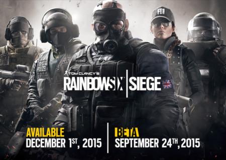 Ubisoft mueve la fecha de lanzamiento de Rainbow Six Siege de octubre a diciembre