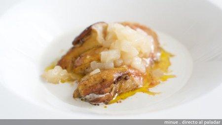 Arroseria Duna - foie glaseado