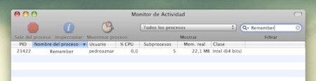 Monitor de Actividad Remember