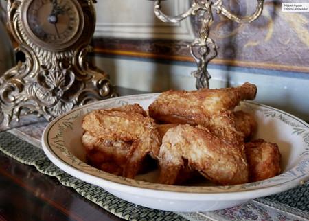 Receta de pollo frito al estilo sureño: la más sencilla y efectiva que vas a encontrar