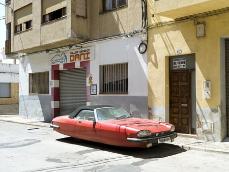 Renaud Marion Jaguar XJS Cabrio