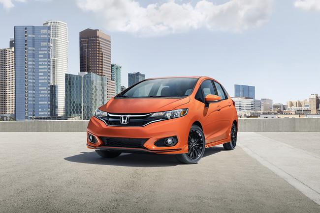 Honda Fit 2018: Más seguro, una nueva versión y colores aún más llamativos