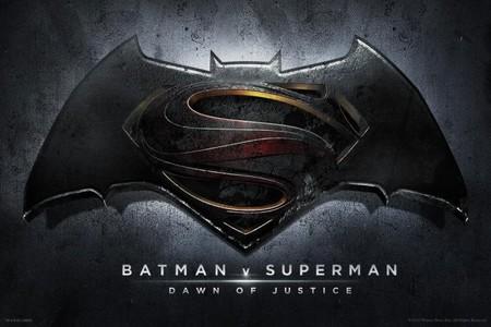'Batman contra Superman' ya tiene título definitivo y logo oficial