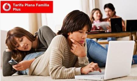 Vodafone lanza la nueva Tarifa Plana Familia Plus, más que una familia