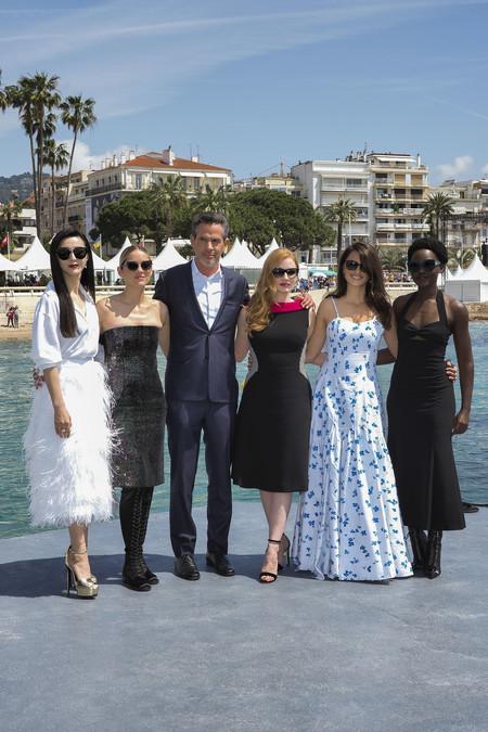 Lupita Nyong O Penelope Cruz Jessica Chastain Marion Cotillard 3