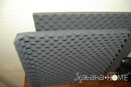 Material absorbente de 3 cm