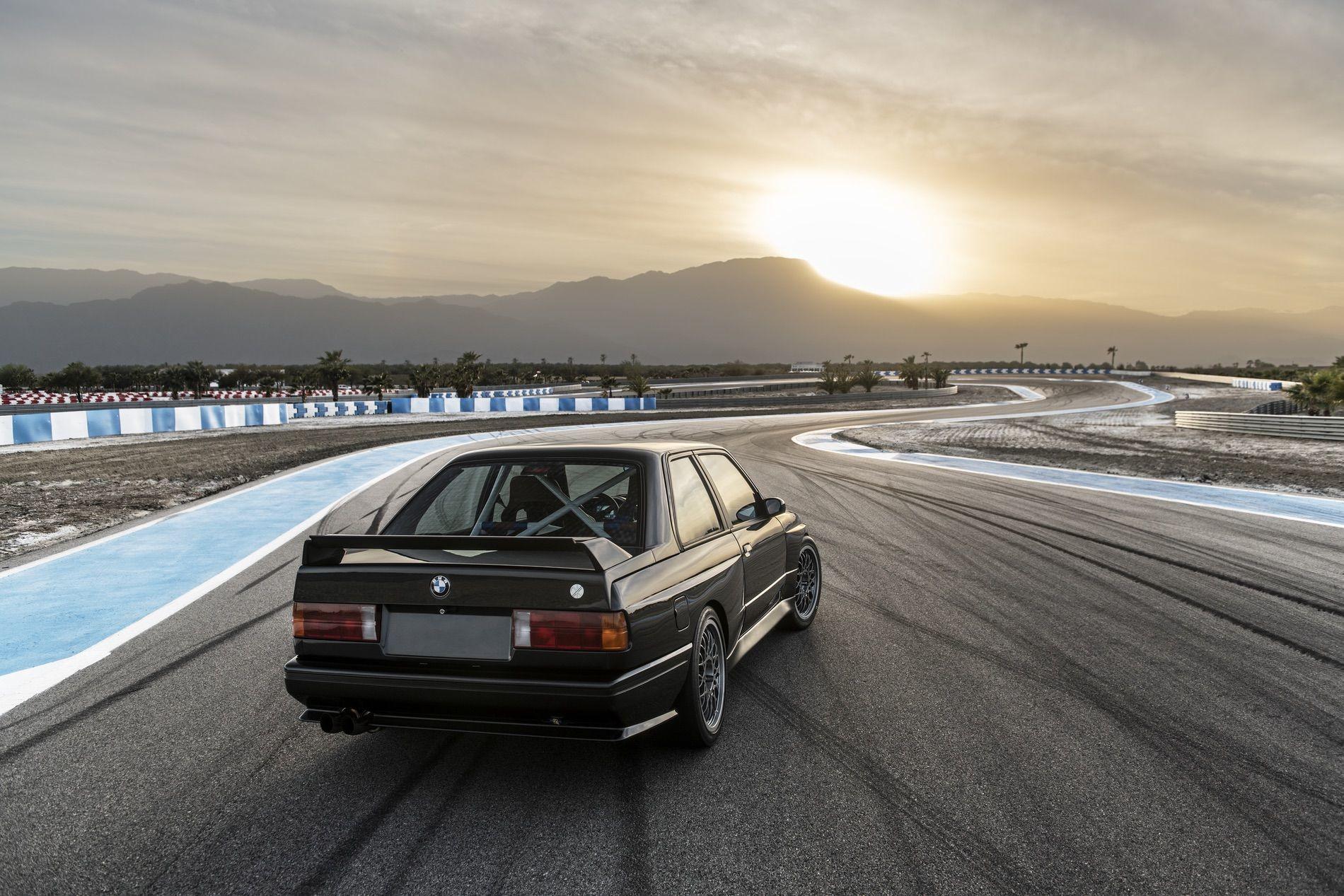 Foto de Redux BMW M3 E30 restomod (4/29)