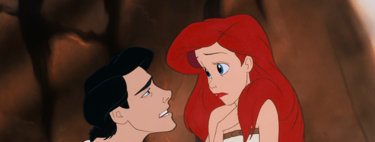 En Disney ellas son las princesas pero ellos son los que hablan