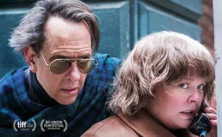 '¿Podrás perdonarme algún día?' es estupenda: sus tres nominaciones al Óscar se quedan cortas