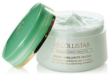 Cosmética corporal drenante: ¿cómo funciona la Crema Salina adelgazante de Collistar?