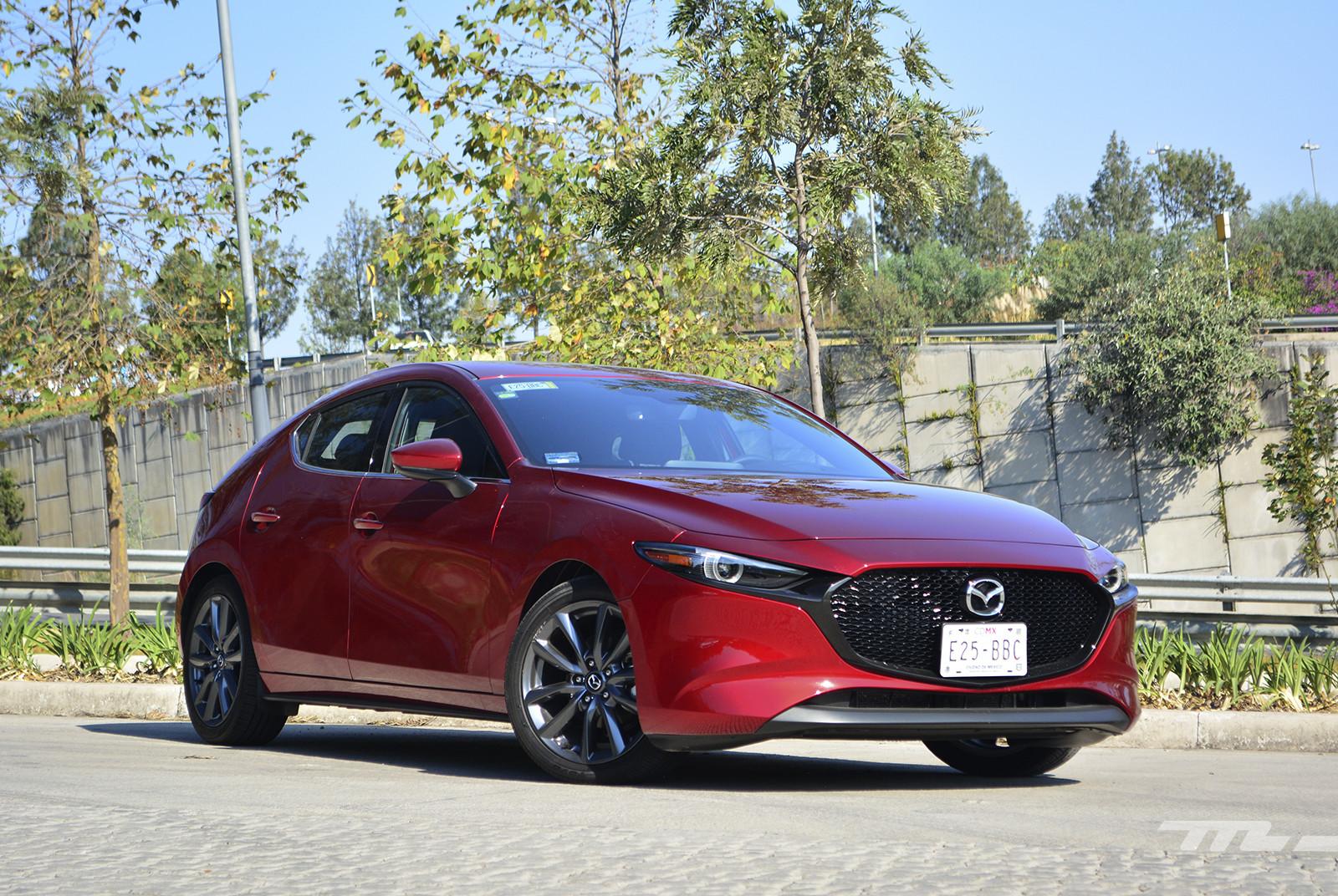 Foto de Mazda 3 vs. SEAT León (comparativa) (11/28)