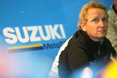 Aspar cuenta con Kevin Schwantz para MotoGP