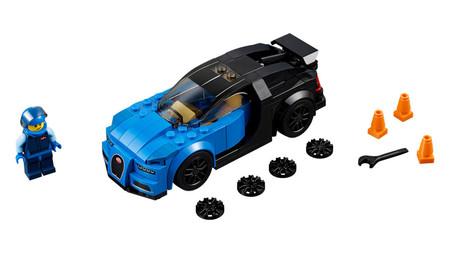 El Bugatti Chiron por fin podrá ser tuyo, sin endeudarte de por vida, LEGO cumple tu sueño
