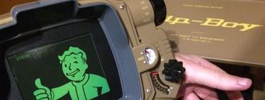 Probamos la Pip-Boy Edition de Fallout 4: un accesorio reservado a los más frikis del Yermo