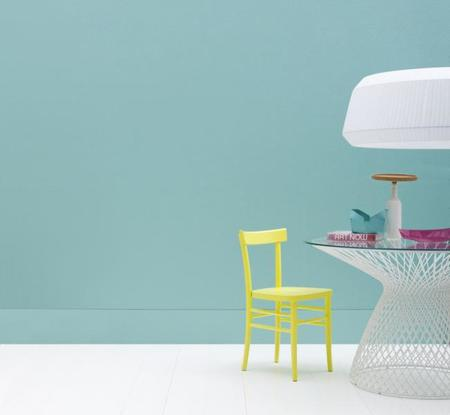 Cómo decorar con lámparas de gran formato