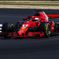 Sebastian Vettel gana el GP Gran Bretaña F1 tras un final de infarto entre los Mercedes y Ferrari